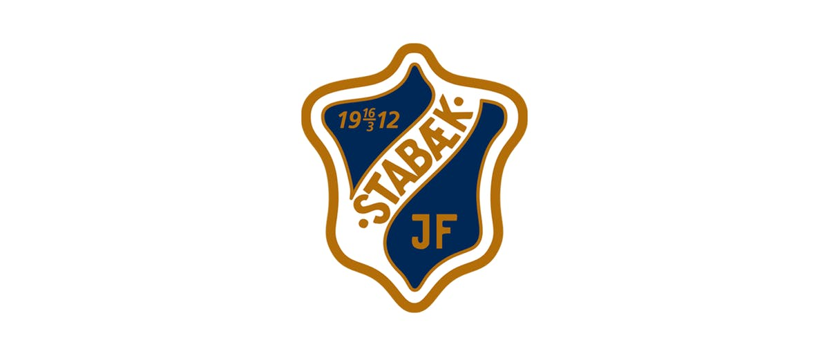 logoen til fotballklubben Stabæk