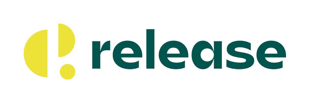 Logo til Release