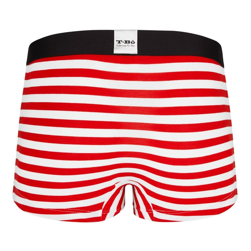 The Limited Edition Ballsy Molten Lava Stripes Trunk for men in the USA and Canada