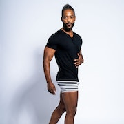 The Ballsy Boxer Brief for men in the USA, Canada, Germany and Switzerland