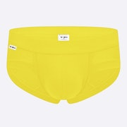 The Carnaval Yellow Brief Front
