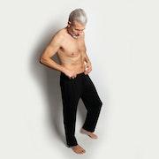 The Lounge Pants Model Side