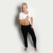 The Lounge Pants Model Front