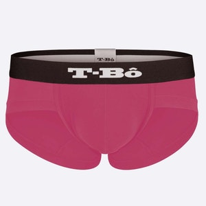 The Limited Edition Ballsy Pink Brief for men in the USA and Canada
