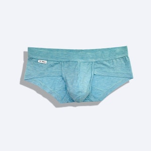 The Limited Edition Bali Blue Brief for men in the USA and Canada