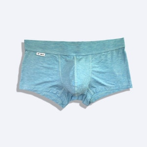 The Limited Edition Bali Blue Trunks for men in the USA and Canada