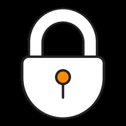 100% secure, checkout, SSL