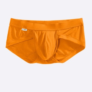 The Limited Edition Citrus Orange Brief for men in the USA and Canada