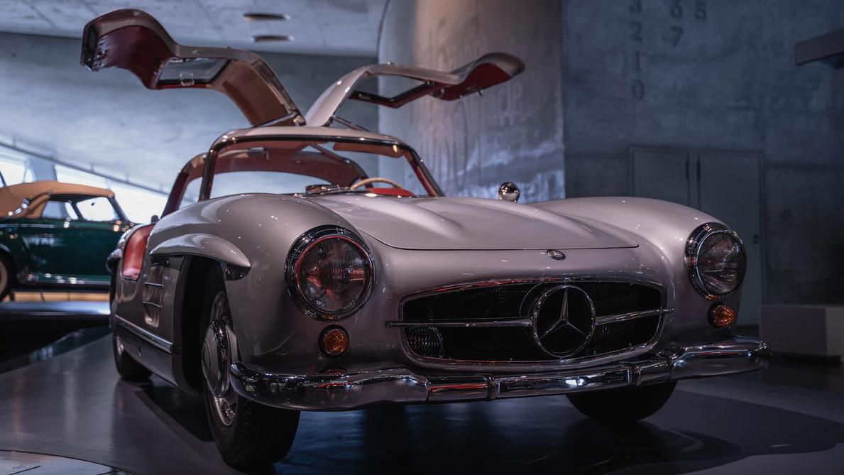Image of the Mercedes-Benz 500 E