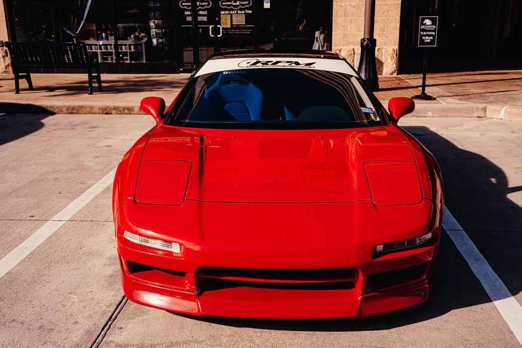 Front Image of Corvette ZR1 C4