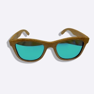 The Limited Edition Bamboo Sunglasses in USA and Canada