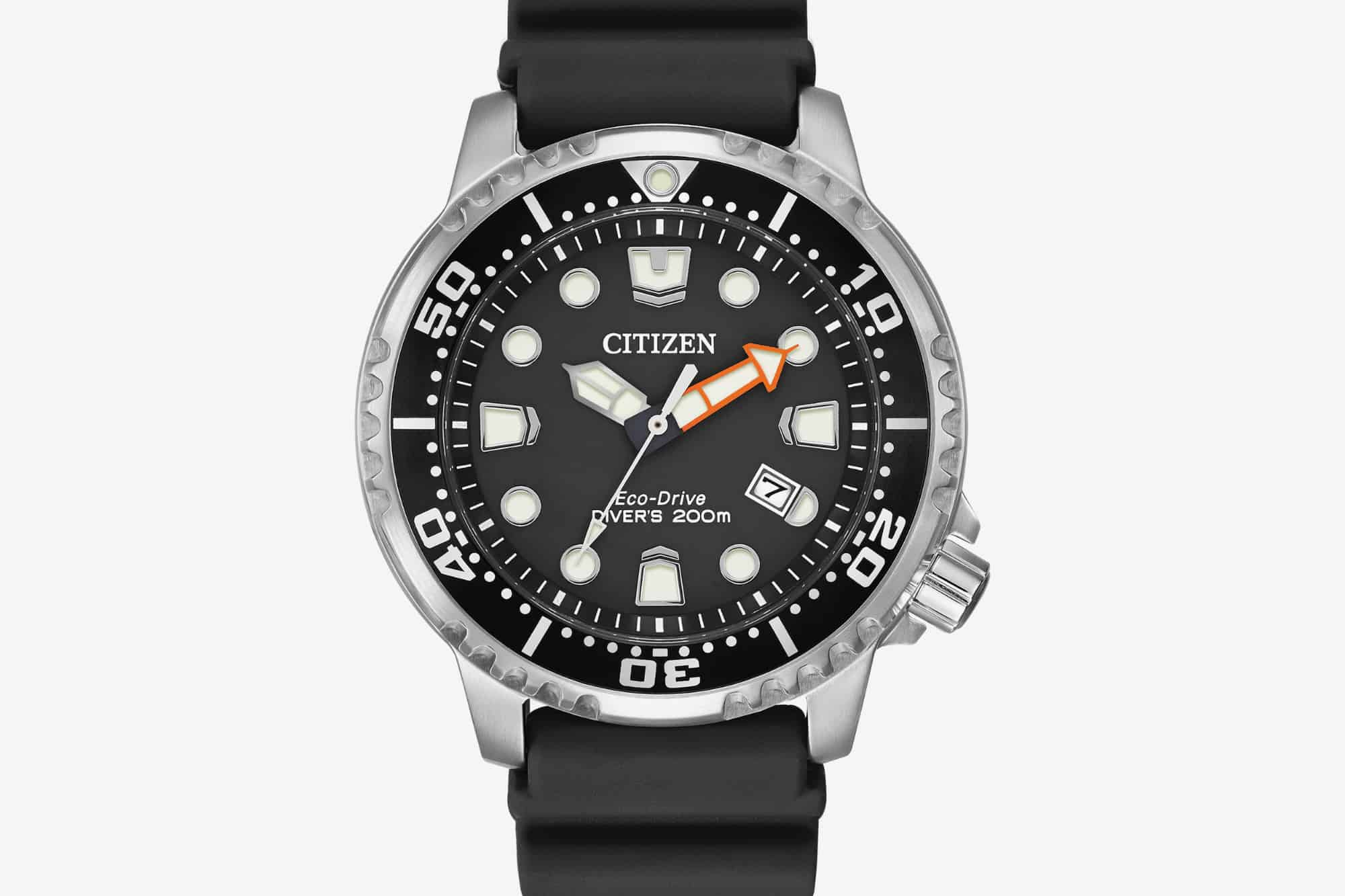 Image of a citizen eco drive technology watch