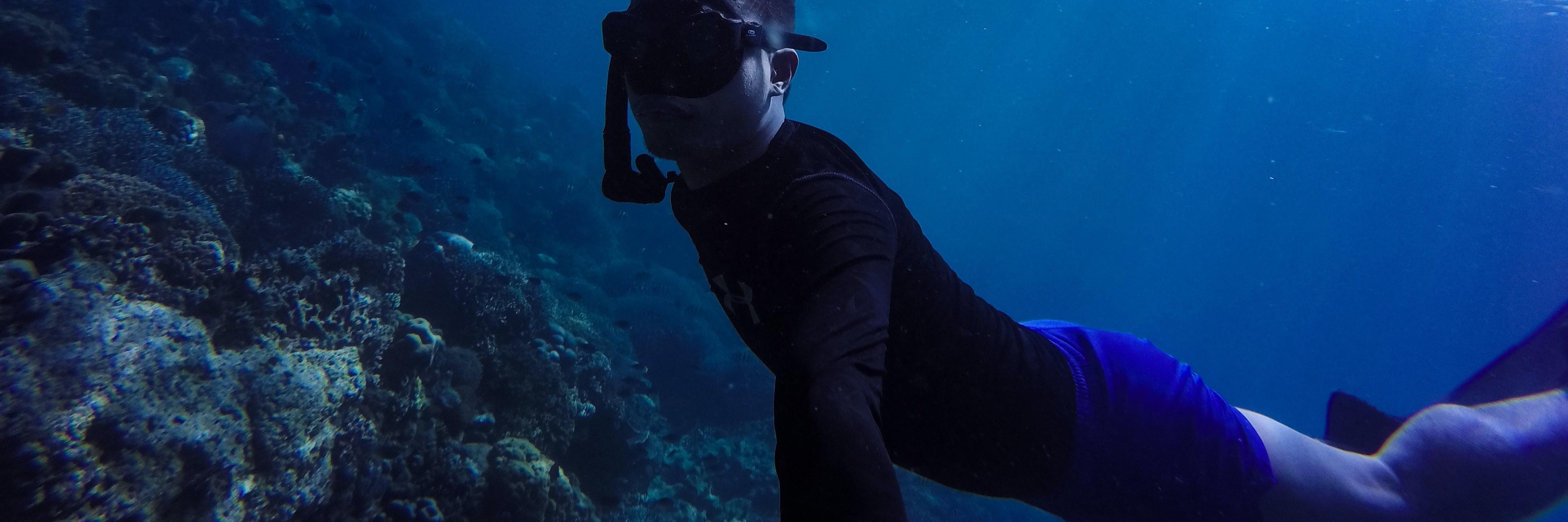 man-in-underwear-diving