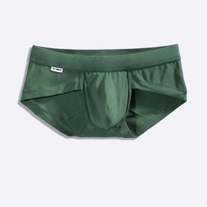 The Limited Edition Vintage Green Brief for men in the USA and Canada
