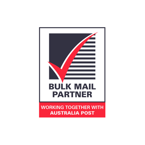 Bulk Mail Partner Logo that A&O is permitted to display as an accredited Direct Mail Provider