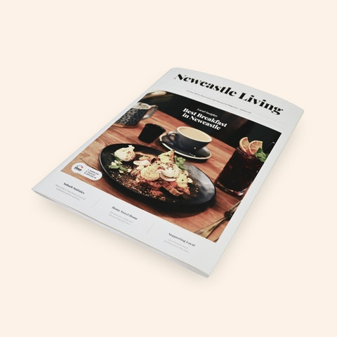 High quality colour printing example of a popular magazine