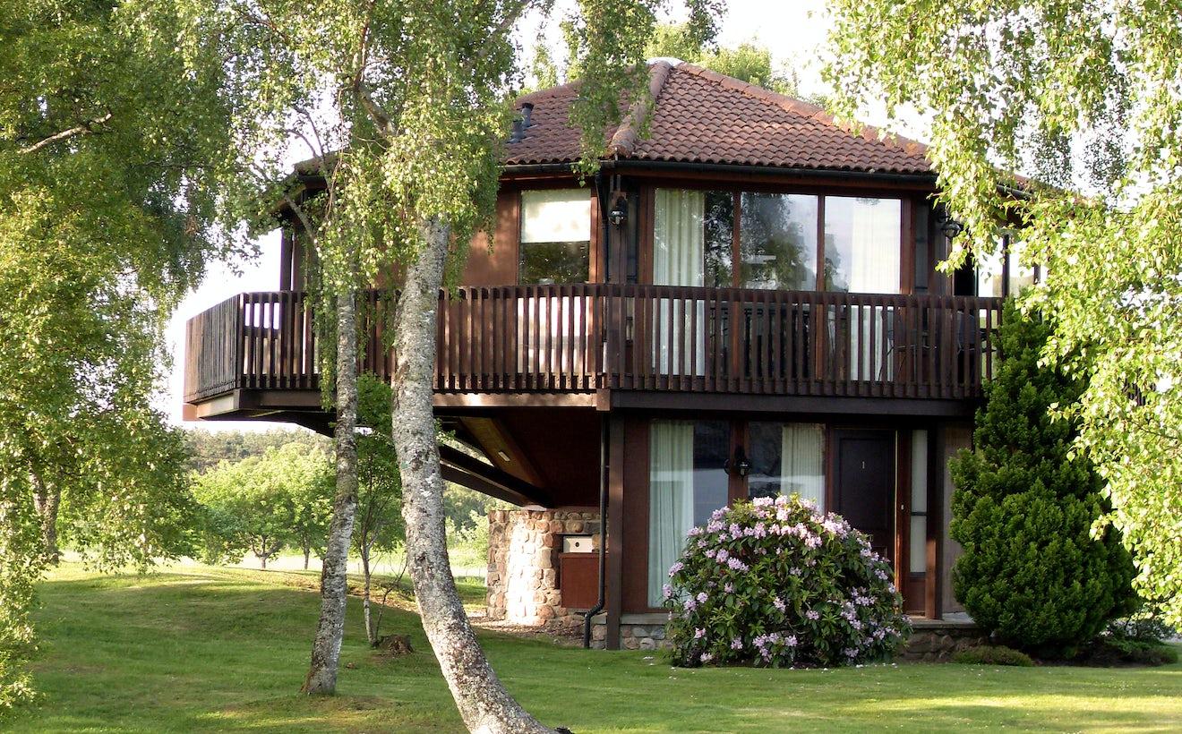 Spey Valley Resort Accommodation