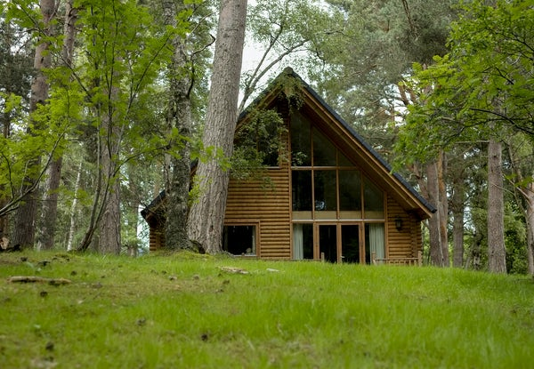 2 Bed Woodland Lodge