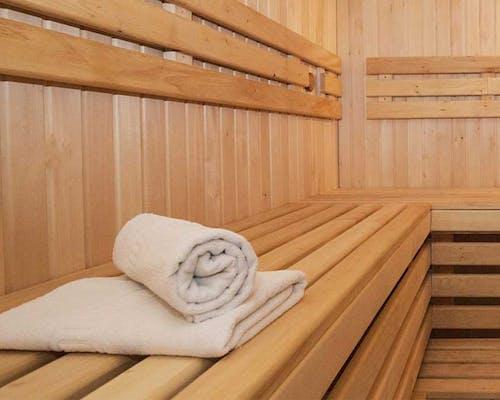Sauna at Lochanhully