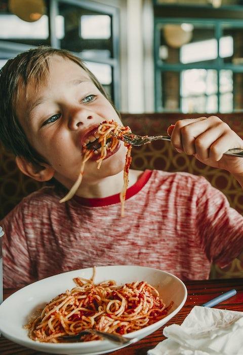 Kids Pasta