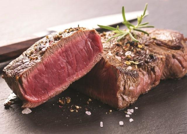 Steak at Scottish Steakhouse