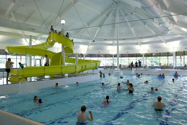 Aviemore Resort Pool Complex