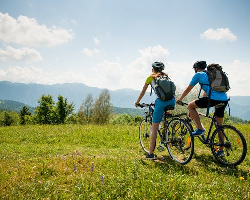 Guided Bike Routes