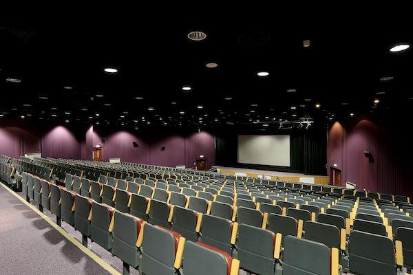 Auditorium in Aviemore