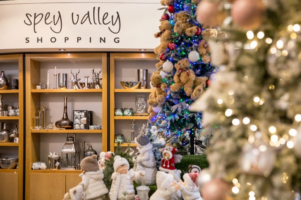 Christmas at Spey Valley Shopping