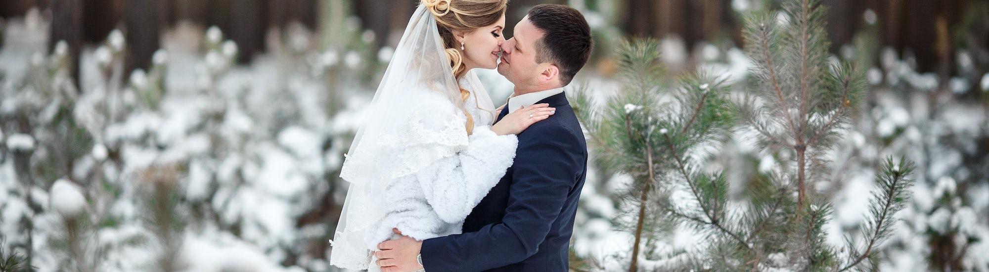 Winter Wedding Feature