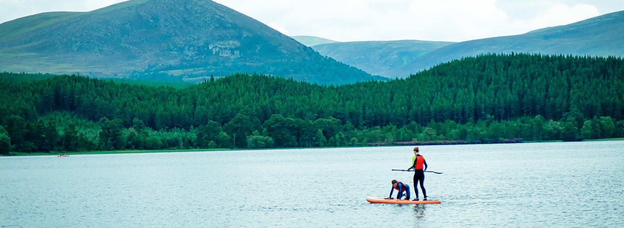 Aviemore Stand Up Paddle