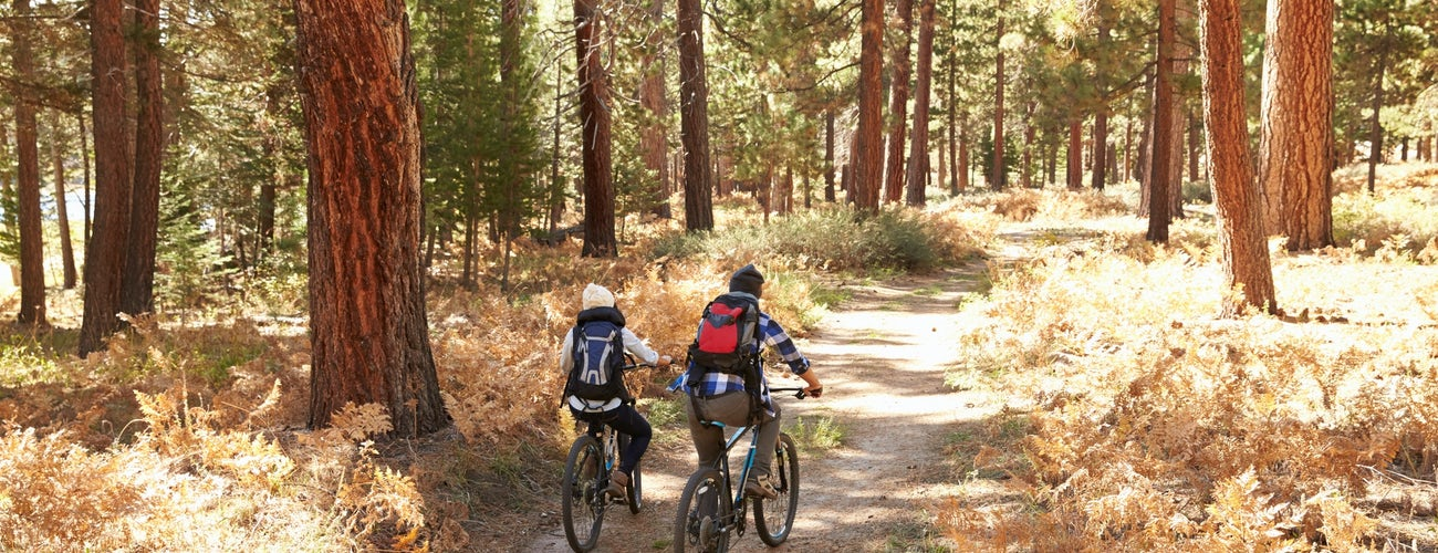 Cycling Aviemore