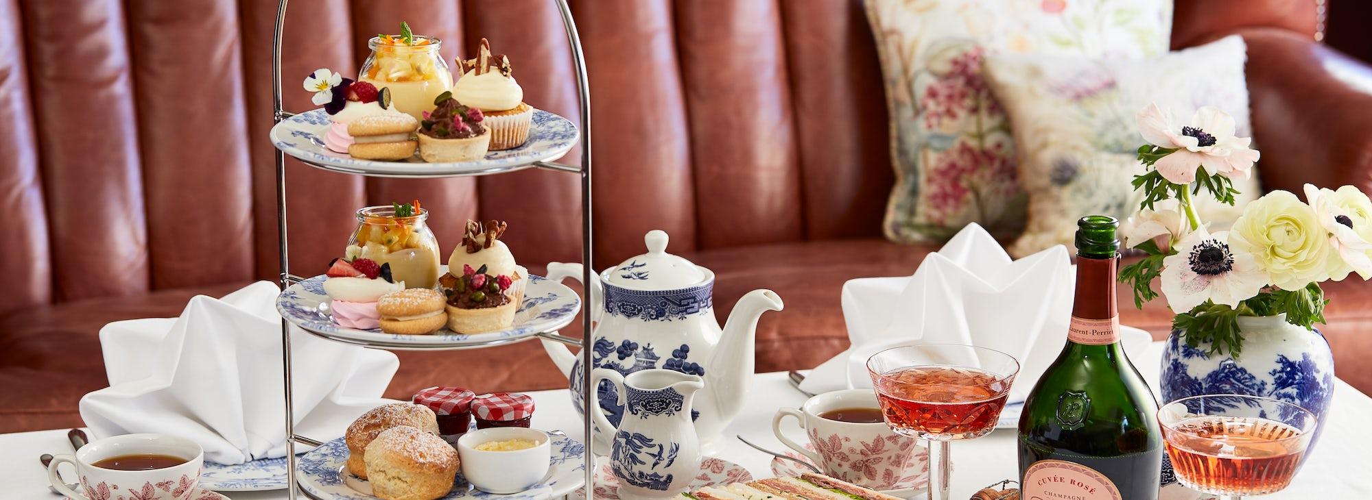 Afternoon Tea at Drumossie