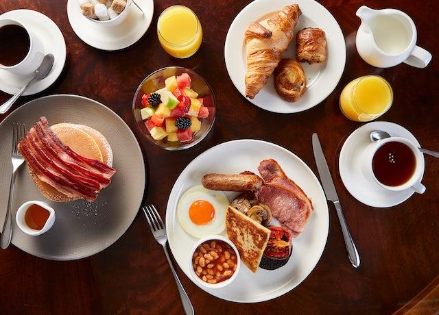 Breakfast at Drumossie