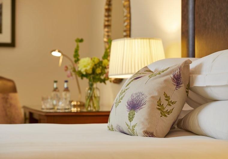 Family Pillow Detail Drumossie
