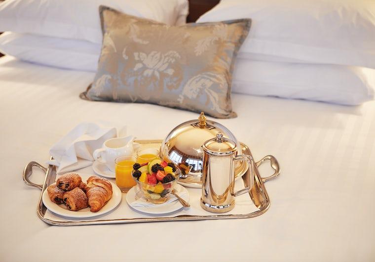 Channory Suite Breakfast Drumossie
