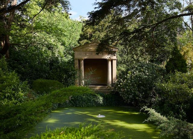 Bath Exterior Gardens