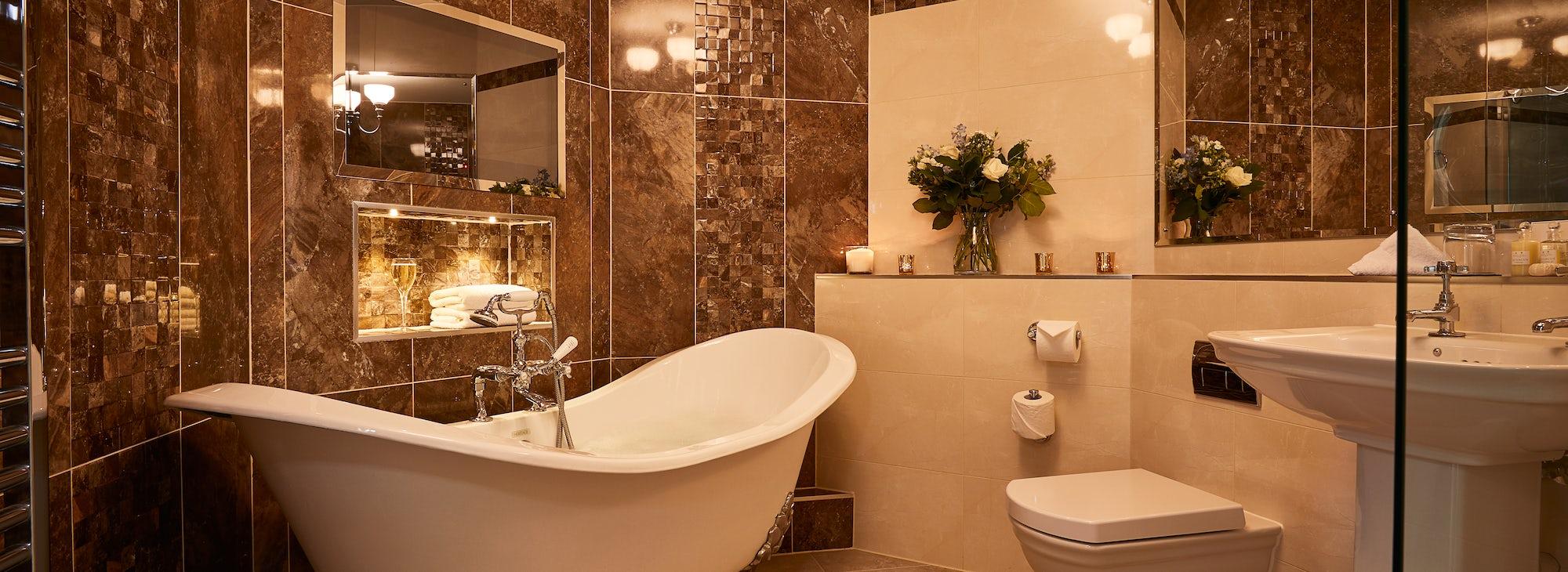 Junior Suite Bath at Bath Spa