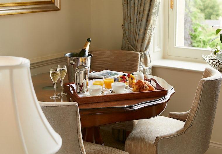 Presidential Suite Breakfast