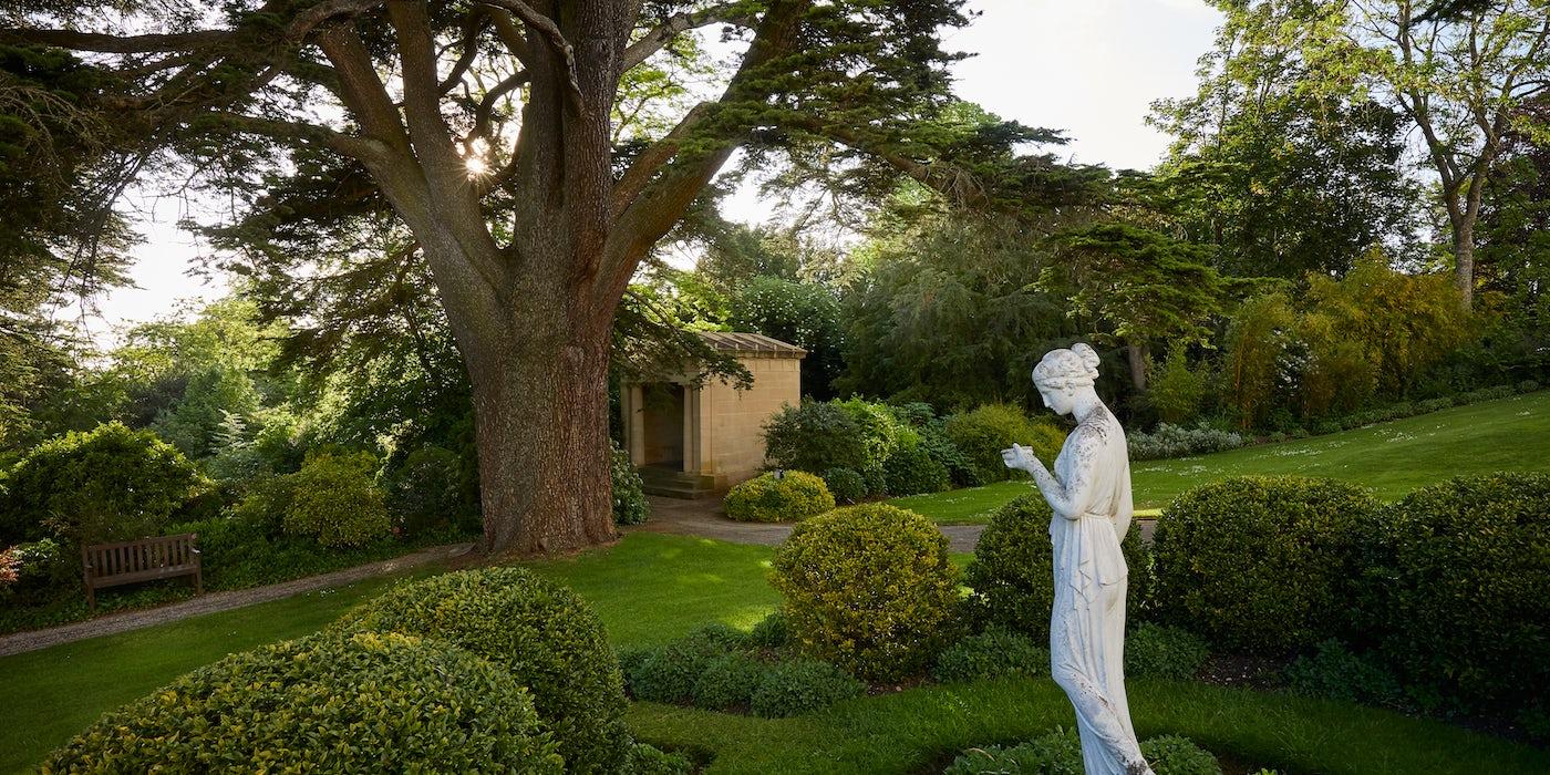 Gardens at Bath Spa