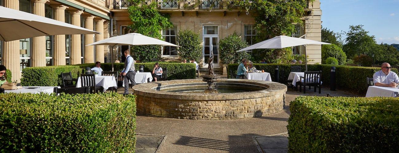 Terrace at Bath Spa