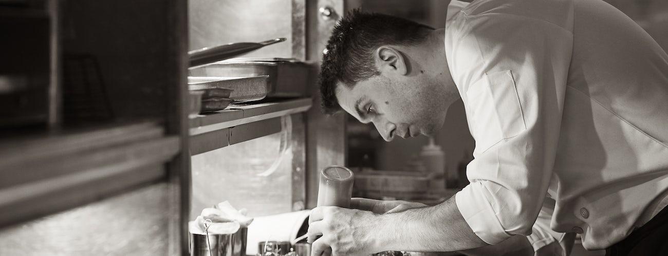 Chef at Bath Spa