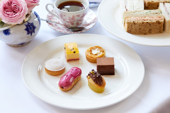 Afternoon Tea Pastry