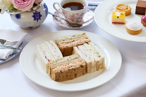 Afternoon Tea at Bath Spa