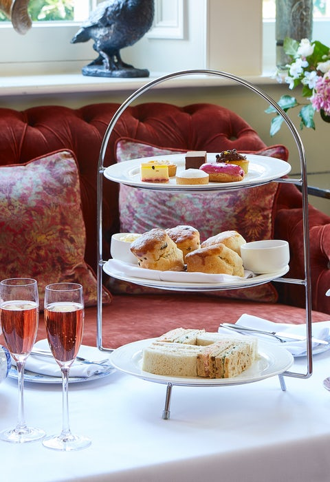 Champagne Afternoon Tea at Bath Spa