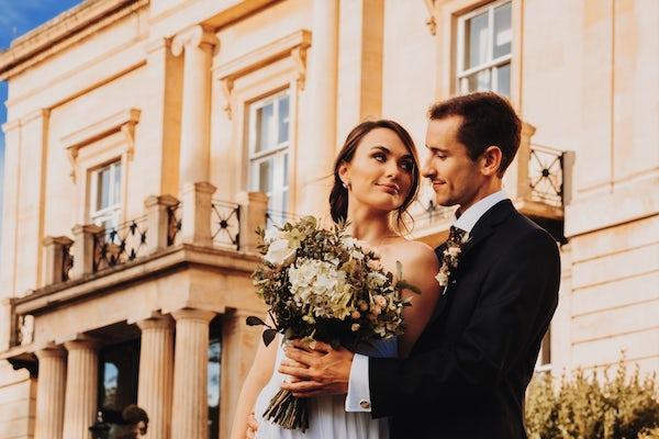 Wedding at Bath Spa
