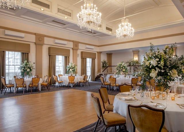Royal Wedding Room Set-up