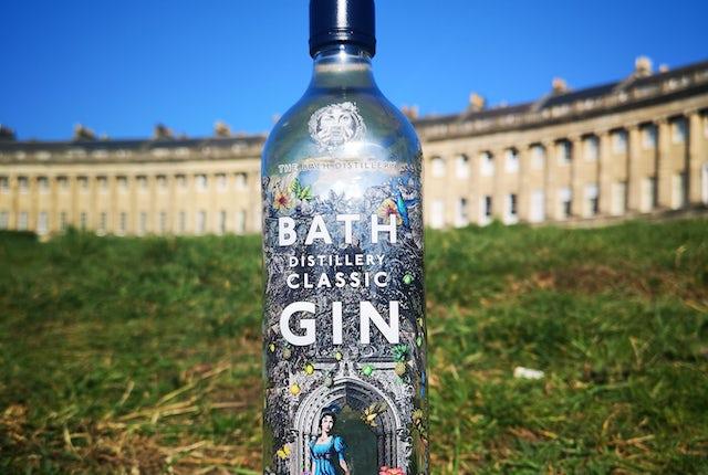 Bath Gin Small