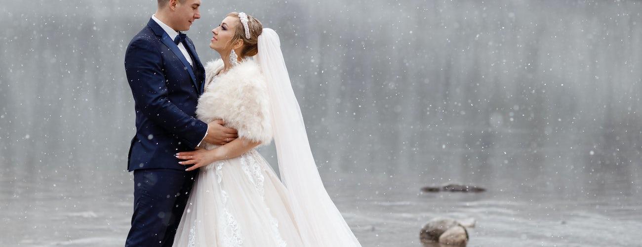 Winter Wedding at Loch