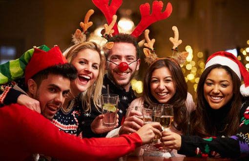 Christmas group parties